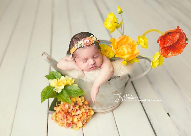 newborn sydney photo JustKidi Photography Studio 悉尼新生儿摄影 (11)