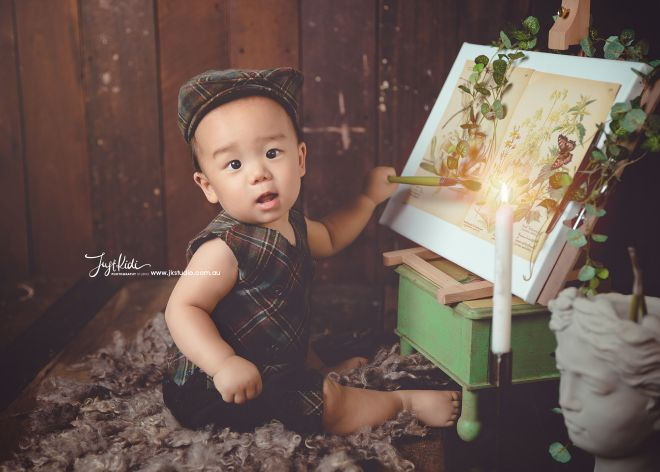sydney baby photo justkidi photography studio 悉尼儿童摄影 (5)