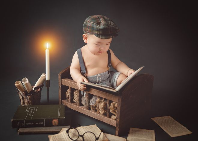sydney baby photo justkidi photography studio 悉尼儿童摄影 (7)
